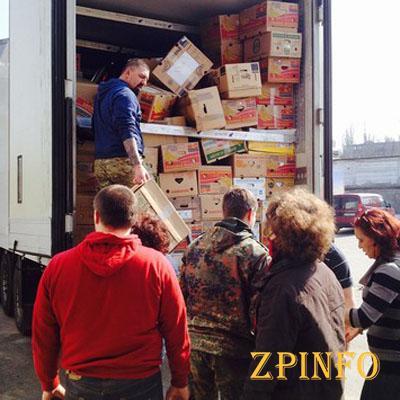 28% запорожских волонтеров оказывают помощь бойцам АТО, находясь на грани бедности