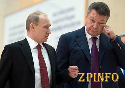 В. Янукович вылетел в Москву на встречу с В. Путиным