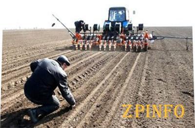 Аграрии уже посеяли 81% яровых, зерновых и бобовых культур в Запорожье