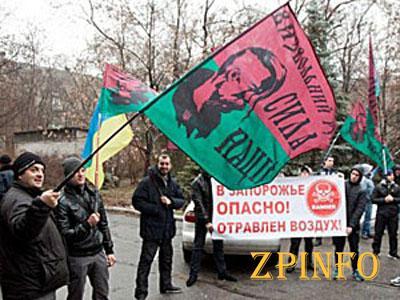 """Активистов """"Силы нации"""" обвиняют в похищении бизнесменов"""