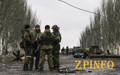Активность боевиков на Мариупольском направлении не уменьшается (Видео)