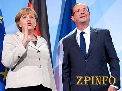 Ангела Меркель и Франсуа Оланд настаивают на проведении реформ