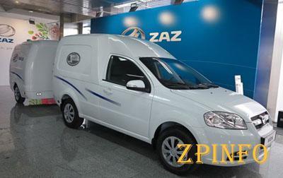 АвтоЗАЗ запустил производство новой модели