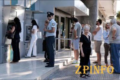 Банки Греции после того, как они были три недели закрыты, возобновят работу (Видео)