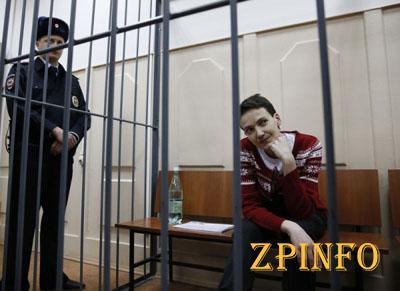 Басманный суд отказал в прошении об освобождении Савченко (Видео)