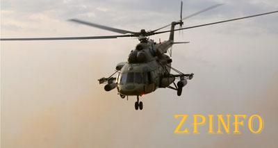 Бердянские пограничники зафиксировали 7 российских вертолетов