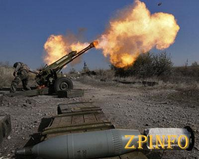 Боевики и дальше обстреливают блокпосты в зоне АТО (Видео)