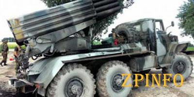 Боевики начали отвод тяжелого вооружения (Видео)