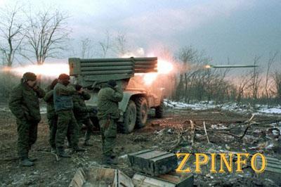 Боевики не прекращают атаки на украинские позиции (Видео)