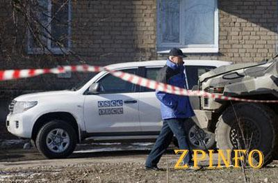 Боевики не пускают Миссию ОБСЕ в Дебальцево (Видео)