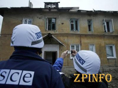 Боевики не пустили Миссию ОБСЕ в Дебальцево (Видео)