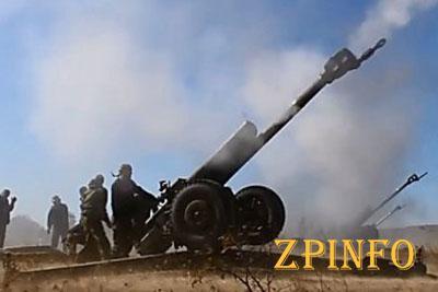 Боевики продолжают нарушать Минские договоренности