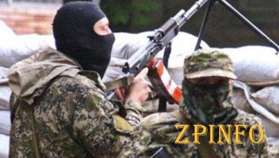 Боевики продолжают обстрел украинских позиций