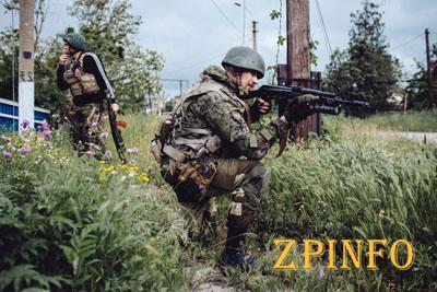 Боевики снизили активность, для перегруппировки своих сил (Видео)