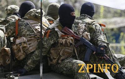 Боевики увеличили активность на Донецком направлении