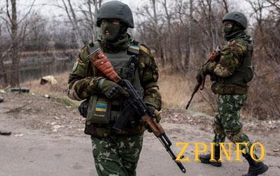 Боевики увеличивают активность на Донецком направлении