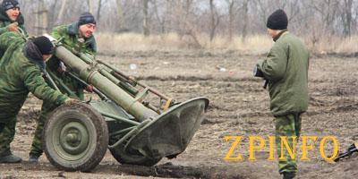 Боевики увеличили количество обстрелов на Донбассе (Видео)
