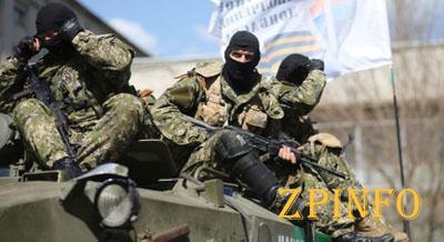 """Боевики всю ночь обстреливали позиции """"АЗОВа"""" из запрещенного оружия"""