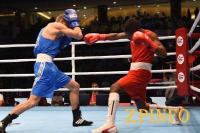 Боксеры из Запорожья стали бронзовыми призерами чемпионата мира