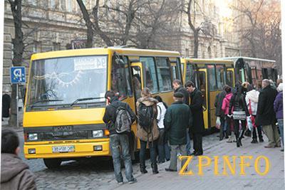 Большинство маршрутов Запорожья уже окончательно утвердили расценки