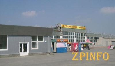 Бородинским предпринимателям торговый центр не светит