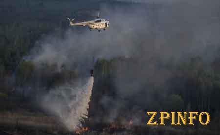 На Чернобыльской АЭС снова пожар