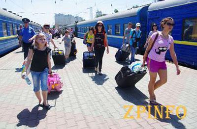 Число беженцев в Запорожской области превысило 63 тыс. человек