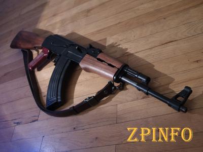 Член общественной организации хранил у себя дома гранаты и автомат