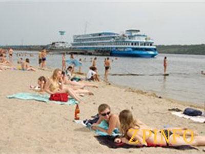 Депутаты не хотят вкладывать деньги в пляжи Запорожья