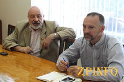 Депутаты приняли новый проект заказника «Днепровские пороги»
