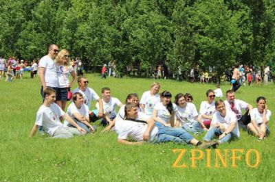 Для юных переселенцев  активисты организовали праздник