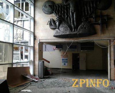 Донецкий аэропорт обмену не подлежит