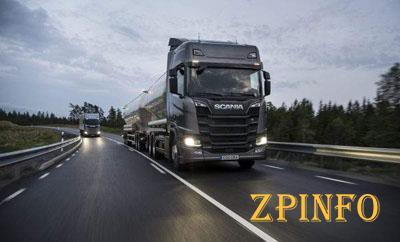 Дороги Запорожской области крушат фуры