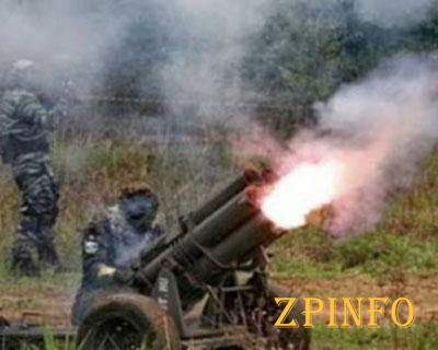 Дзержинск второй день находится под обстрелом противника