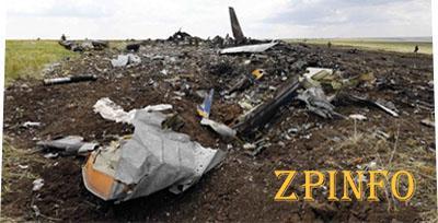 Экипаж Ил-76 похоронят в братской могиле в Мелитополе