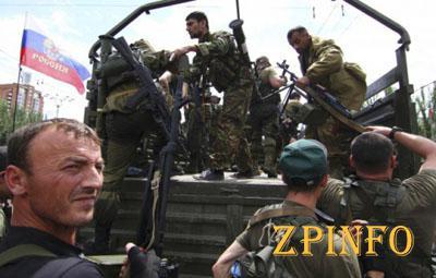 Этой ночью боевики сосредоточили огонь в Донецком направлении (Видео)