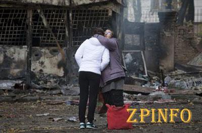Эвакуация на Донбассе усложняется из-за постоянных обстрелов боевиков (Видео)