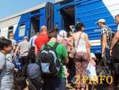 Ежедневно в Запорожье регистрируется по 20-30 переселенцев