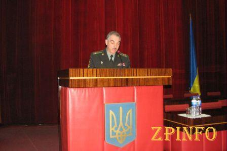 Военнослужащие отчитались об итогах осенней призывной кампании