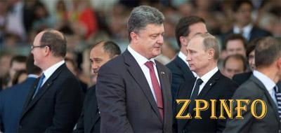Главы Украины и России должны встретиться сегодня в Минске