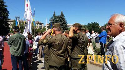 Годовщину освобождения отметили в Славянске и Краматорске (Видео)