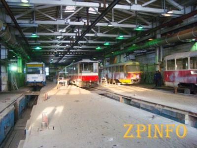 Городские власти выделят 10 млн. грн. на ремонт электротранспорта