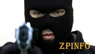 Грабители обчистили ломбард на 300 тысяч гривен