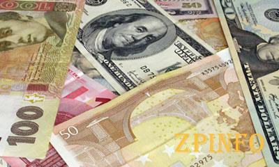 Гривна снова подешевела к доллару