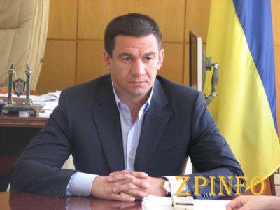 Губернатор Запорожской области Григорий Самардак уехал в Киев