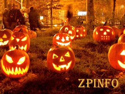 Хеллоуин по-запорожски: как прошел самый страшный праздник