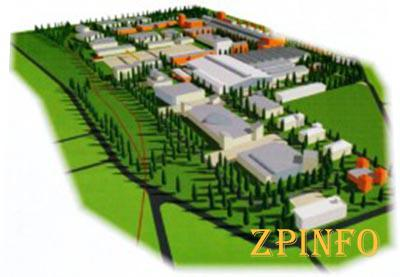 Индустриальный парк в Запорожье за 2550 млн. долларов