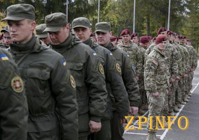 Иностранцы смогут пополнить ряды украинской армии (Видео)
