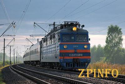 Из Запорожья в Харьков будет направлен поезд повышенной комфортности