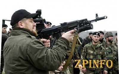 Кадыров отрицает присутствие своих боевиков на территории Украины